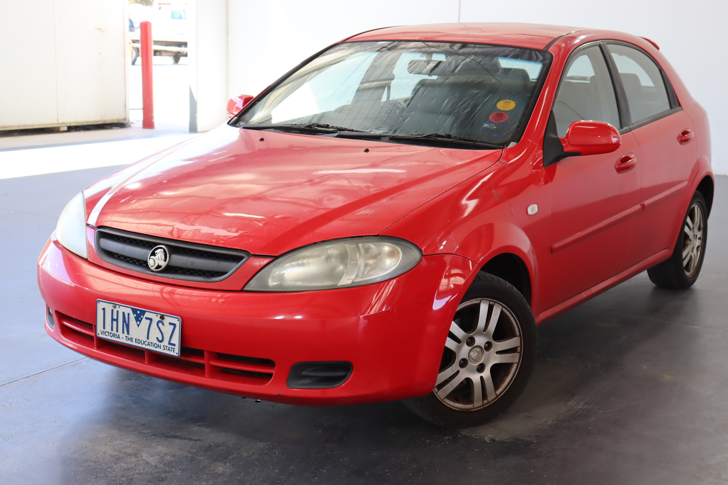 2008 Holden Viva JF Manual Hatchback (WOVR Inspected)
