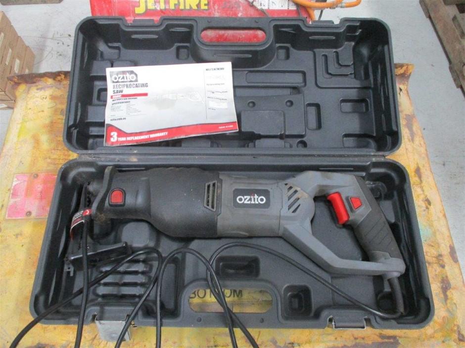 Ozito RSW-5100 Reciprocating Saw