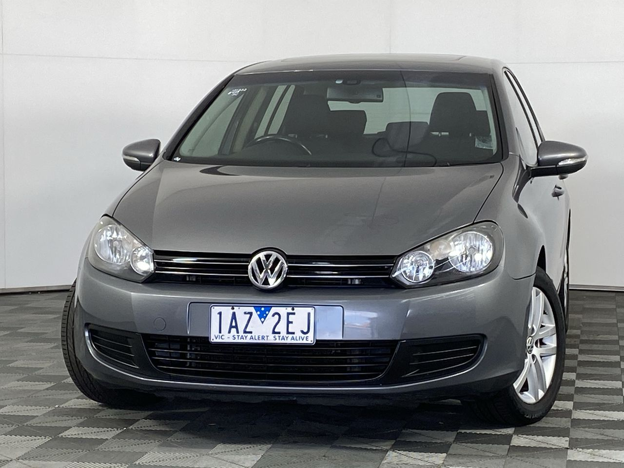 2010 Volkswagen Golf 103 TDI COMFORTLINE A6 Turbo Diesel Manual Hatchback