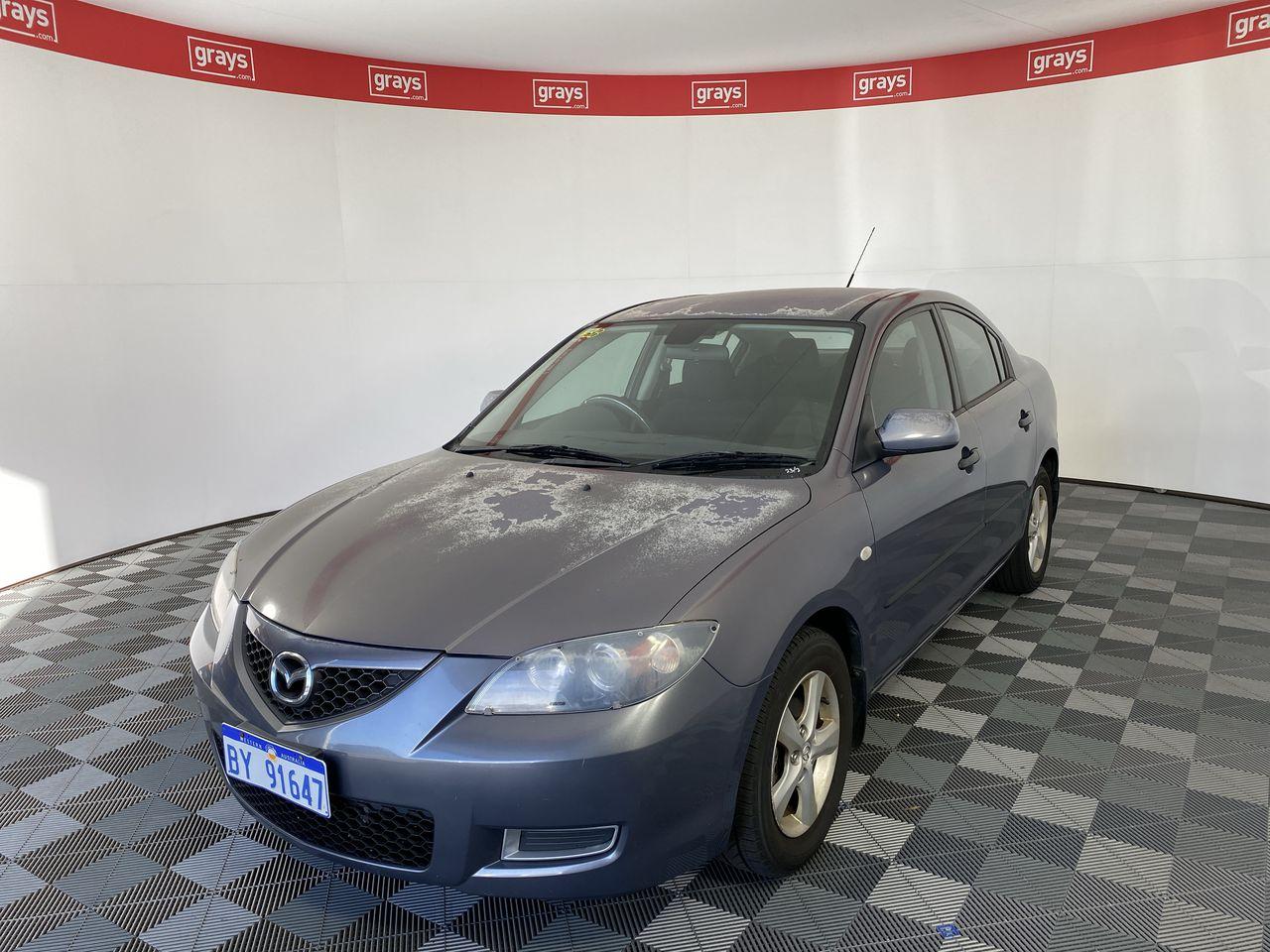 2008 Mazda 3 Neo BK Automatic Sedan