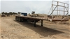 1986 Freighter ST3 Triaxle Flat Top Trailer