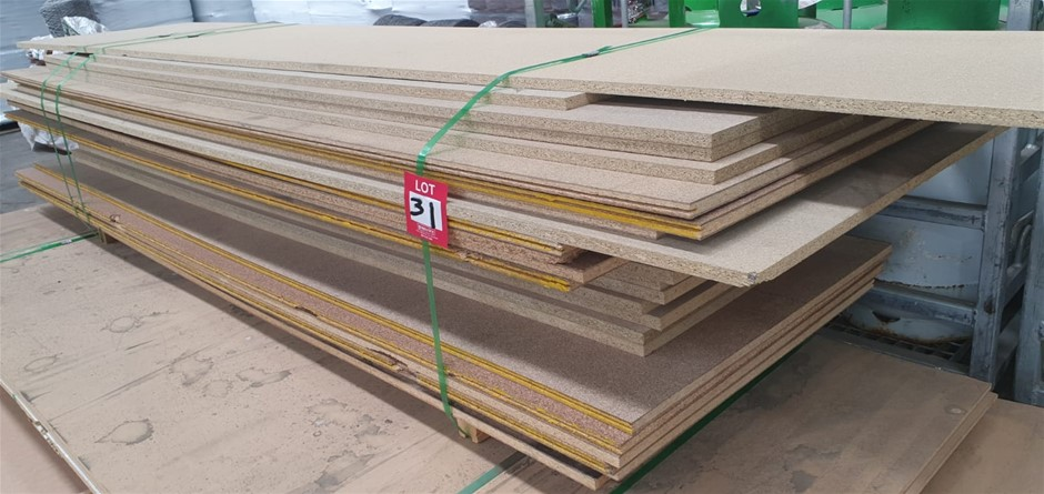 Various Mdf board and yellow tounge