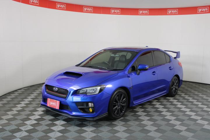 2014 Subaru WRX Premium V1 Manual Sedan