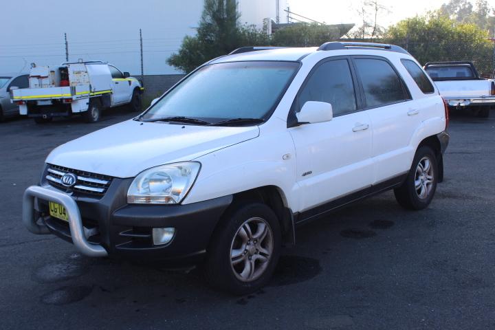 2006 Kia Sportage (4x4) KM Automatic Wagon (WOVR-INSPECT)