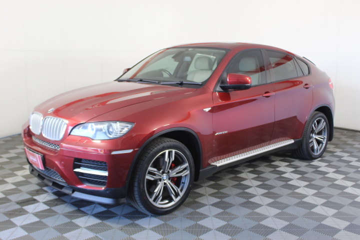 BMW X6 Automatic Suv