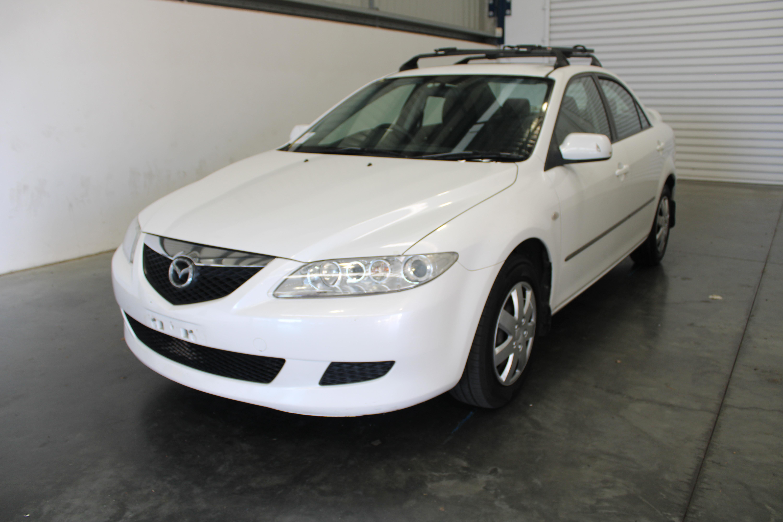 2005 Mazda 6 Limited GG Sedan (Service History)