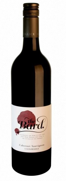 Hollick The Bard Coonawarra Cabernet Sauvignon 2016 (6 x 750mL) SA