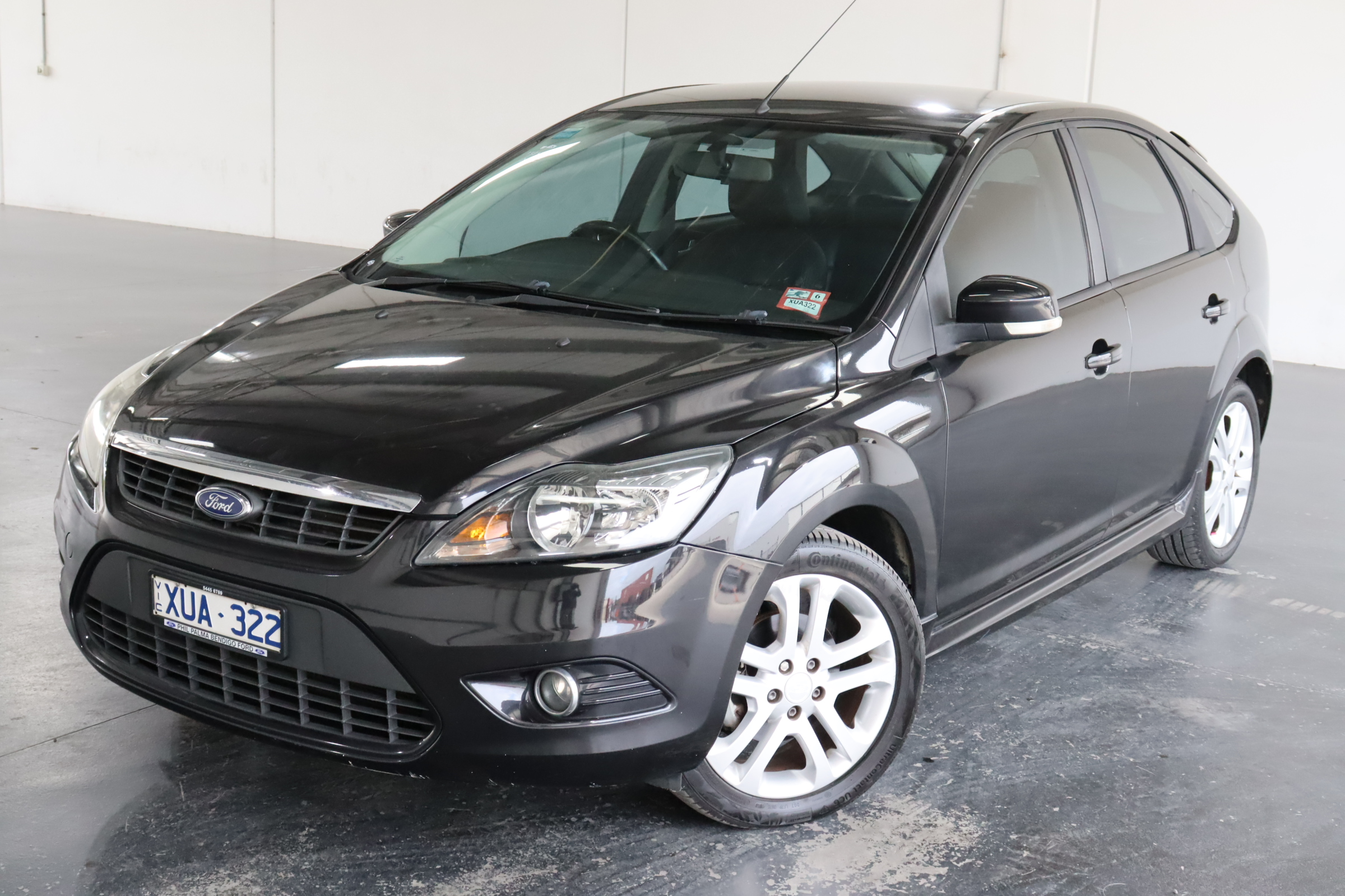 2010 Ford Focus Zetec LV Automatic Hatchback