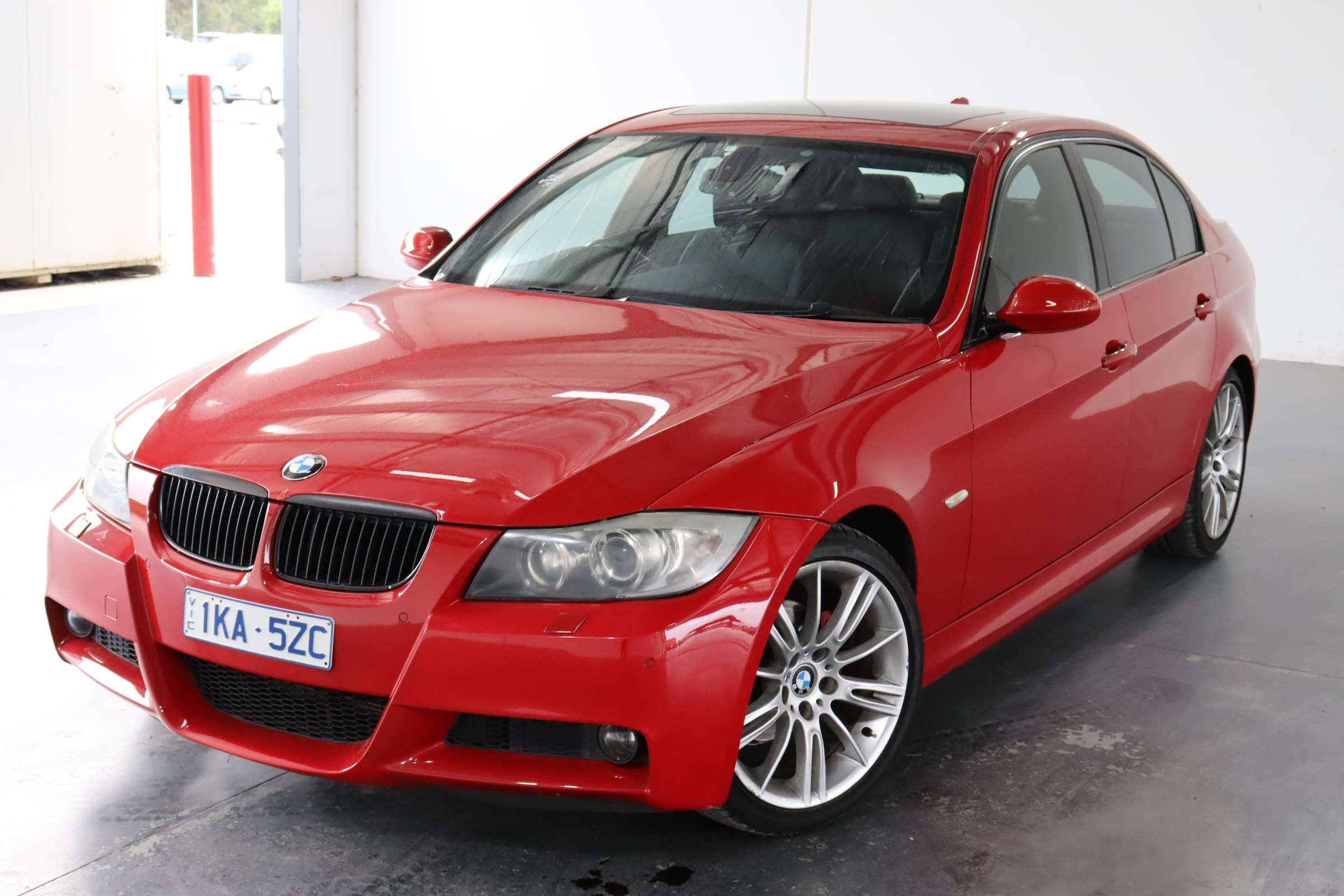 2007 BMW 3 20i E90 Automatic Sedan (WOVR Inspected)