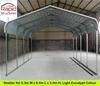 Unused 2021 3.3mW x 6.0mL x 3.0mH  H/Duty Galvanised Steel DIY Carport Shed