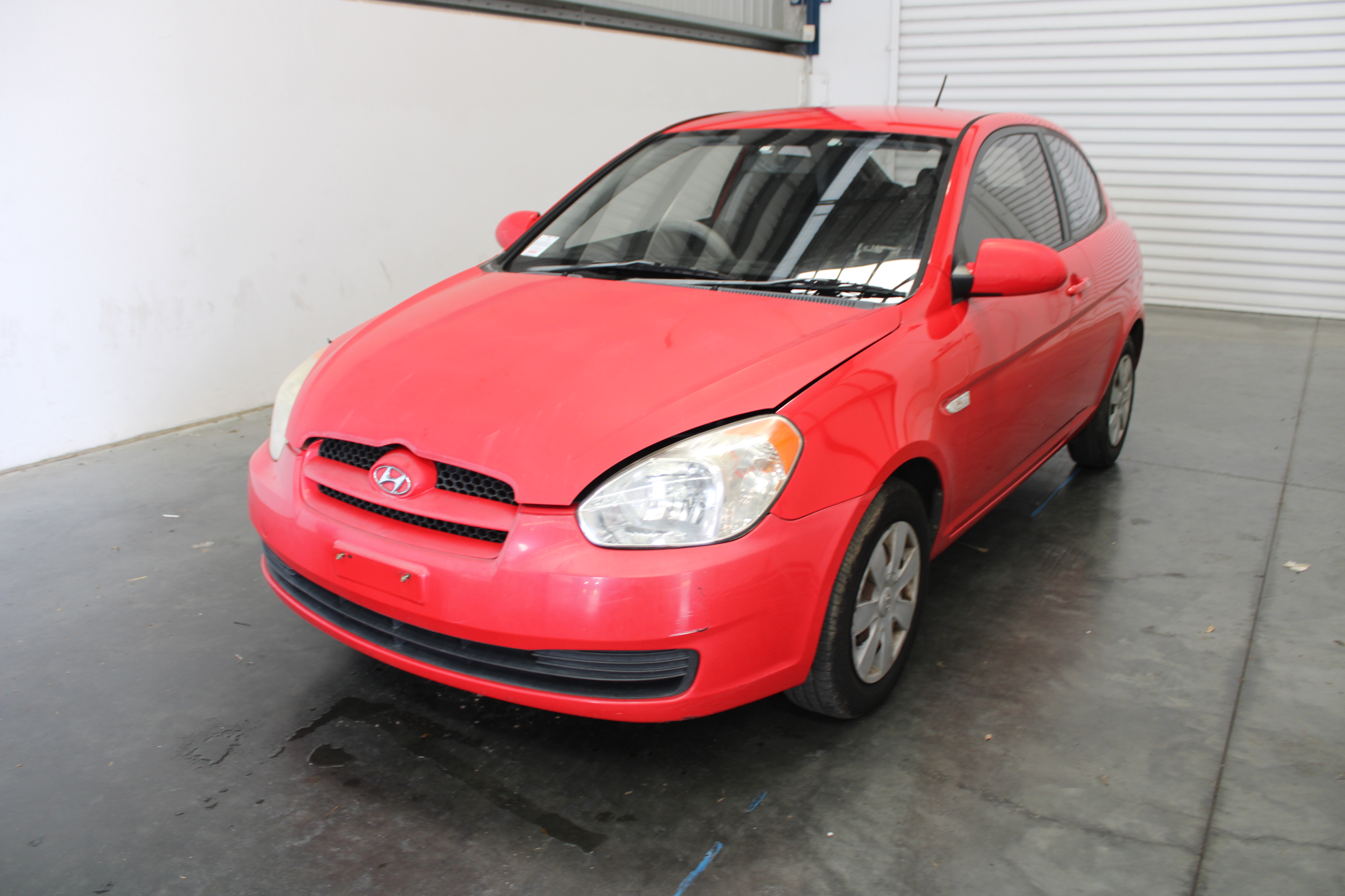 2007 Hyundai Accent S Automatic Hatchback