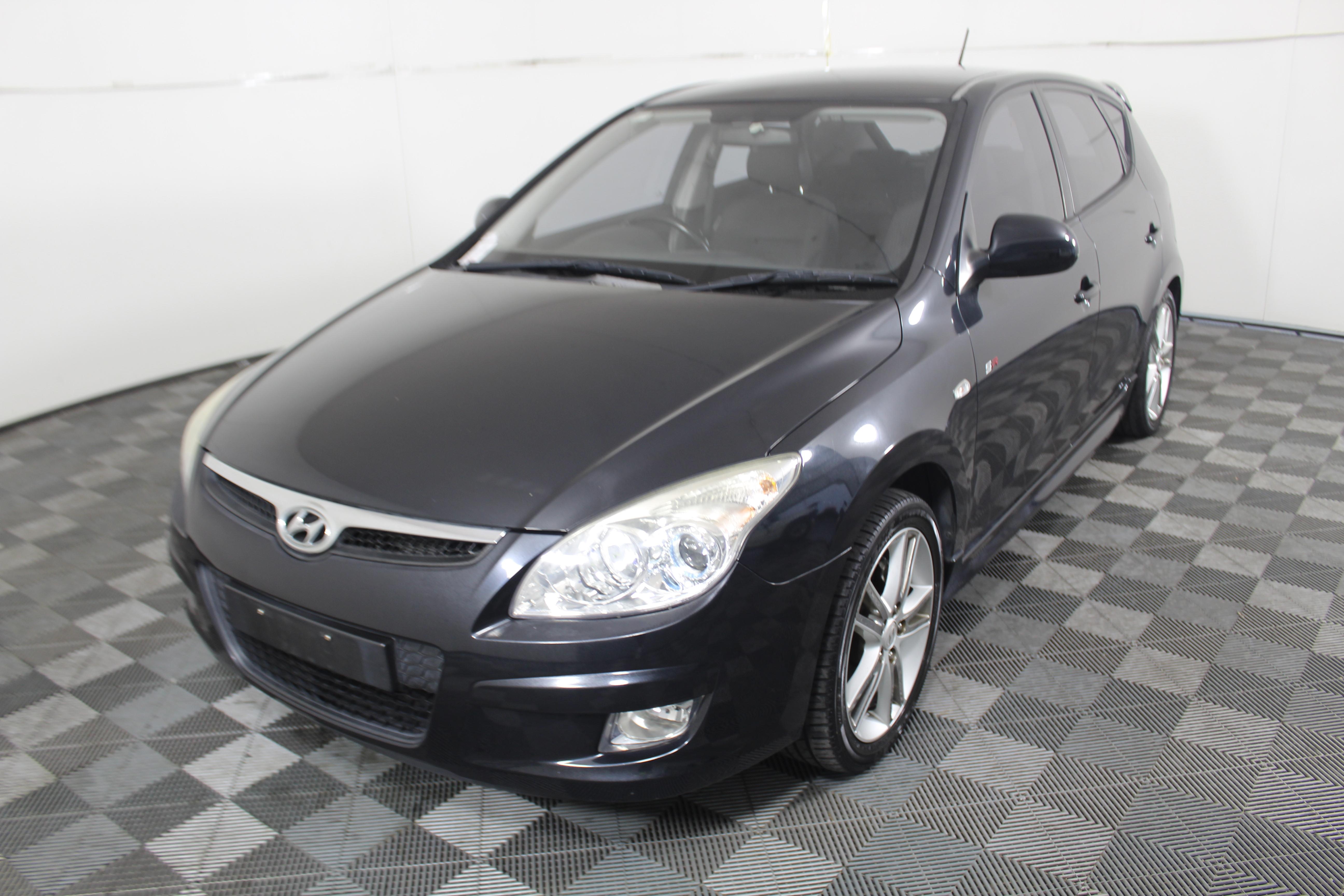 2009 (2010 Comp) Hyundai i30 SR Auto 5D Hatch 90,276kms