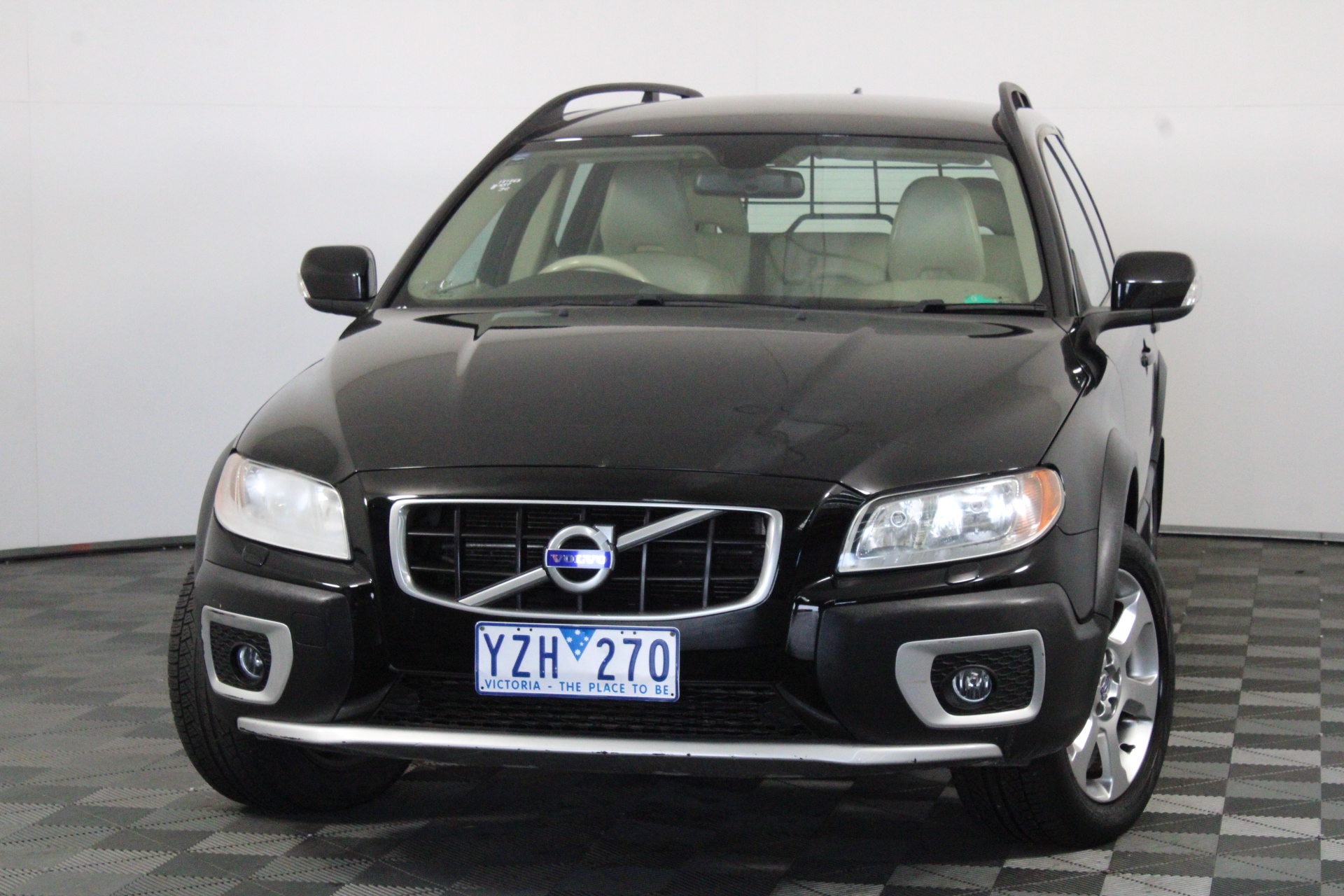 2010 Volvo XC70 D5 Turbo Diesel Automatic Wagon