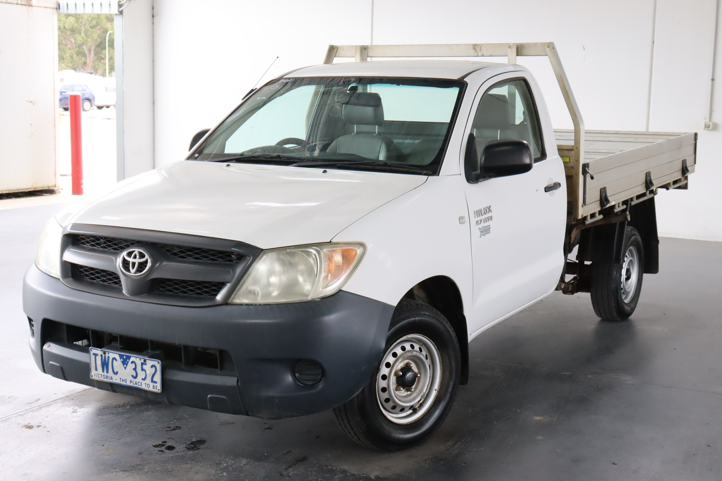 2005 Toyota Hilux Workmate TGN16R Manual Cab Chassis