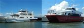 M.V. Kangaroo Explorer & M.V. Reefkist Charter Vessels