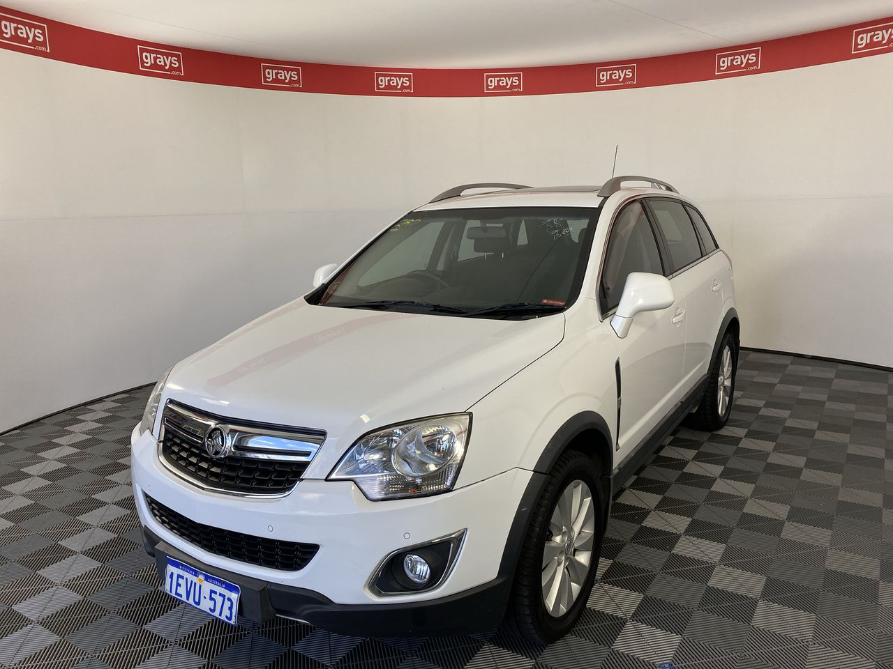 2015 Holden Captiva 5 LT AWD CG II Turbo Diesel Automatic Wagon