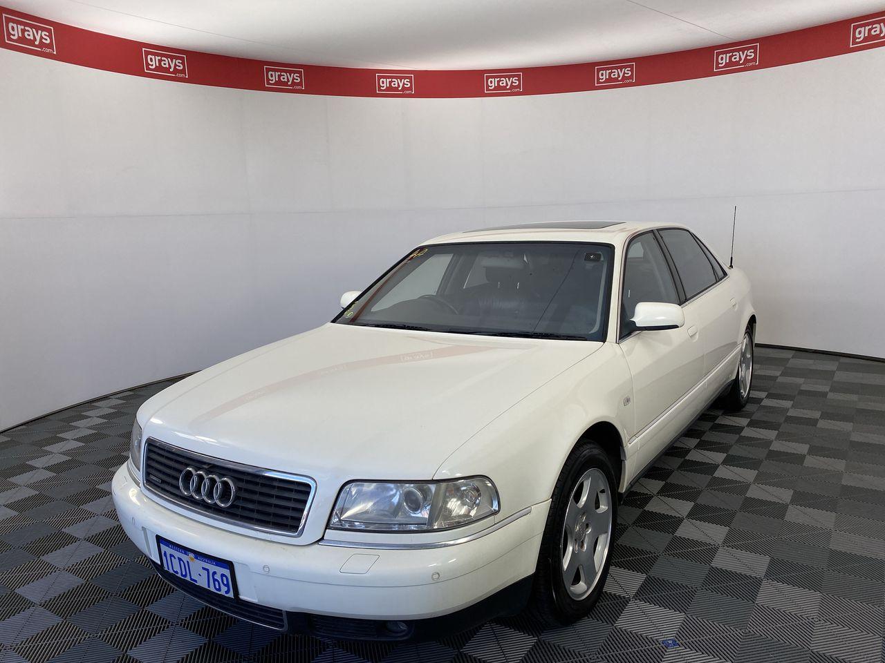 2001 Audi A8 L QUATTRO D2 Automatic Sedan
