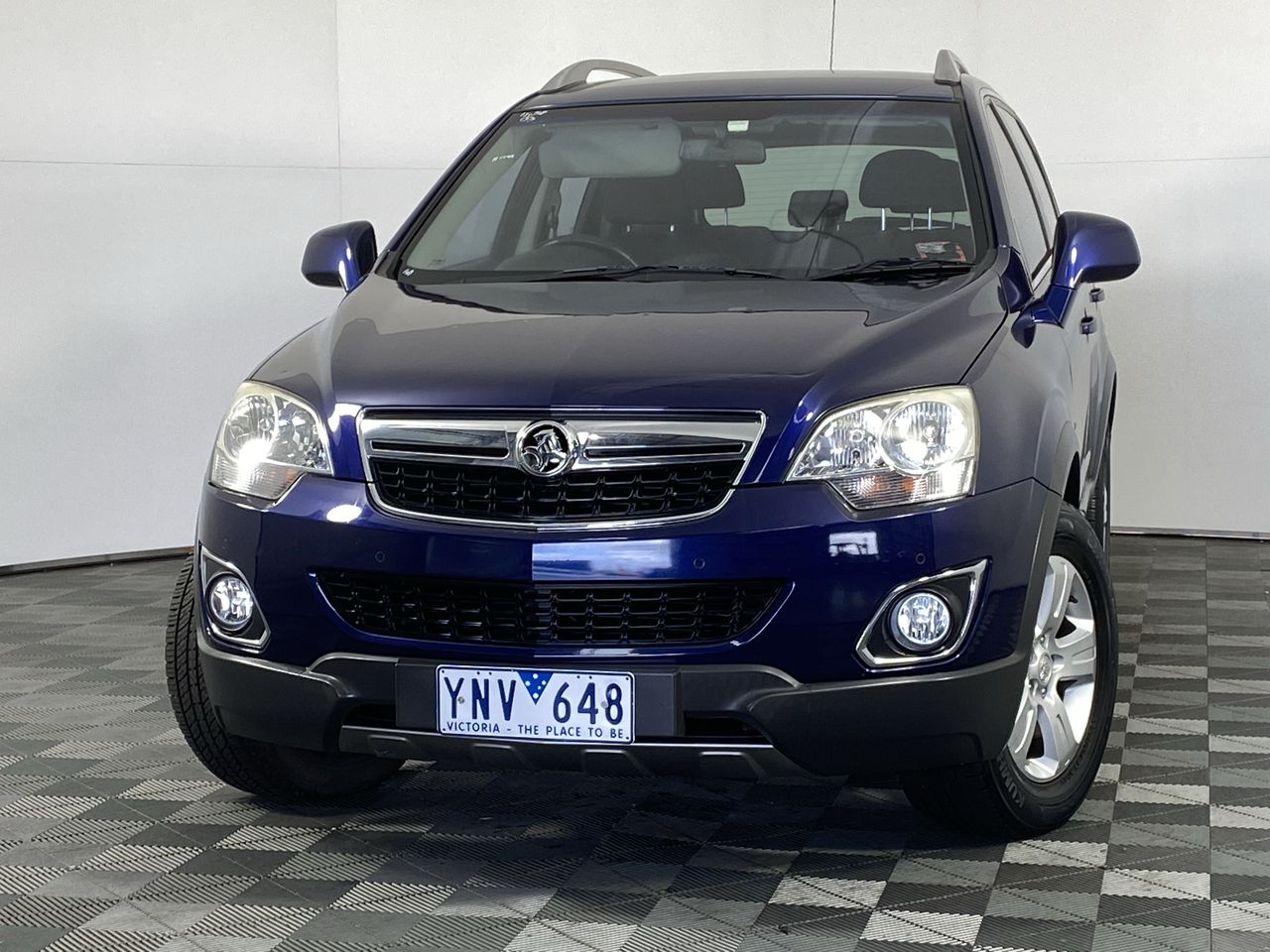 2011 Holden Captiva 5 (FWD) CG II Automatic Wagon