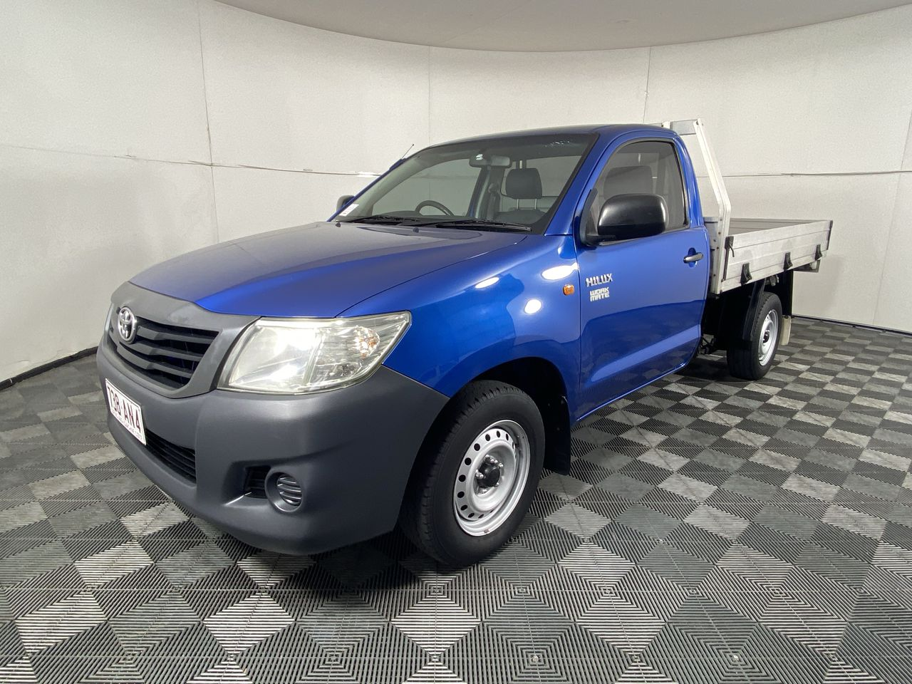 2011 Toyota Hilux Workmate Update TGN16R Manual Cab Chassis 106,292 km's