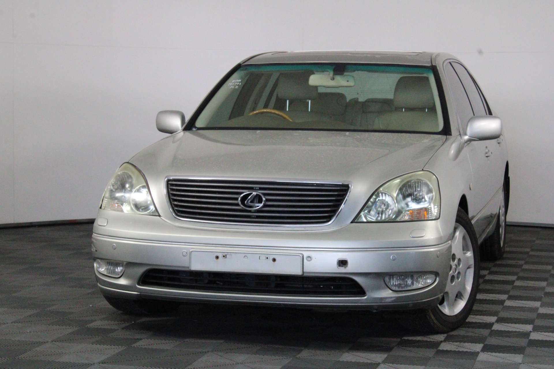 2000 Lexus LS430 Automatic Sedan(WOVR+Repair)