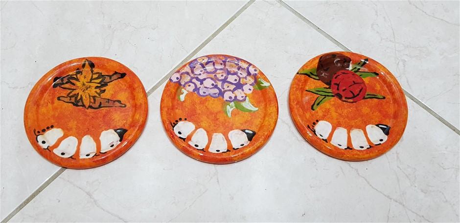 Aboriginal Painted Coasters
