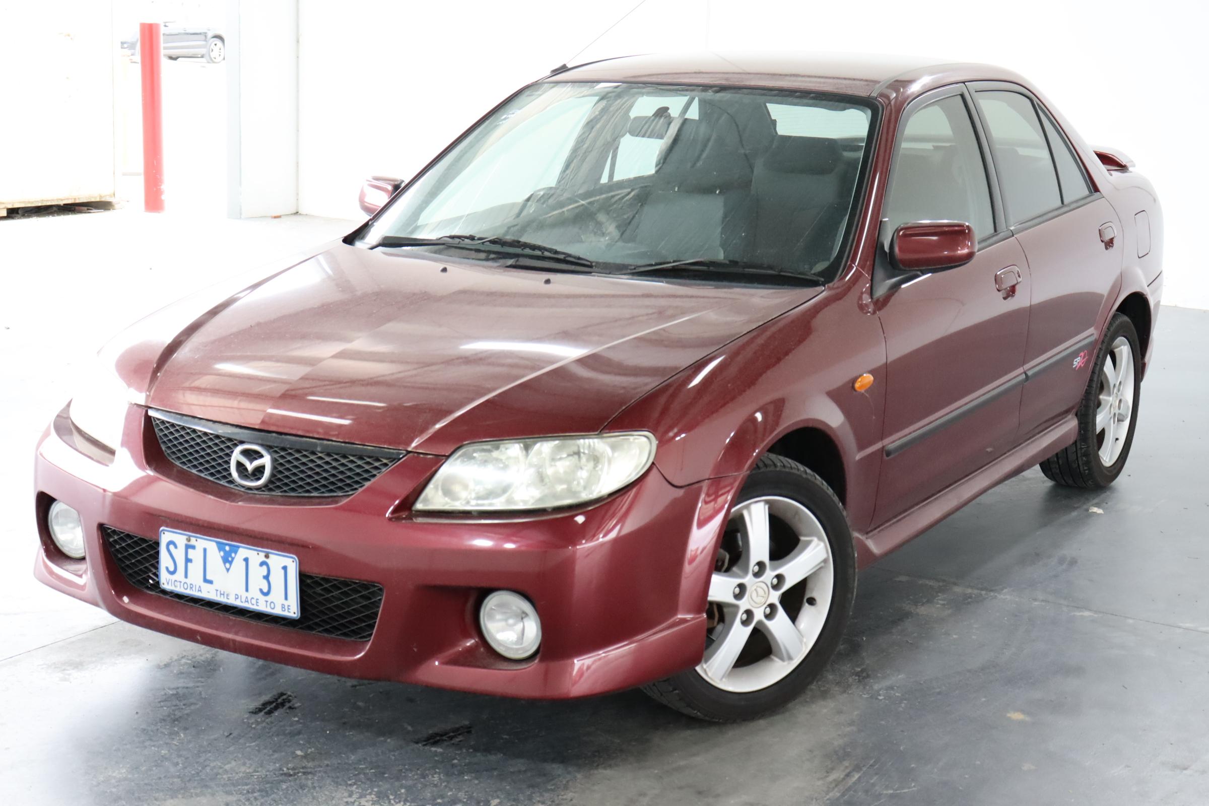 2003 Mazda 323 PROTEGE SP20 BJ Automatic Sedan
