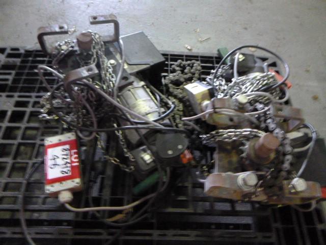 Qty 2 x Elektromaten TKE5.24WS-25,40 Roller Door Motor Assemblies