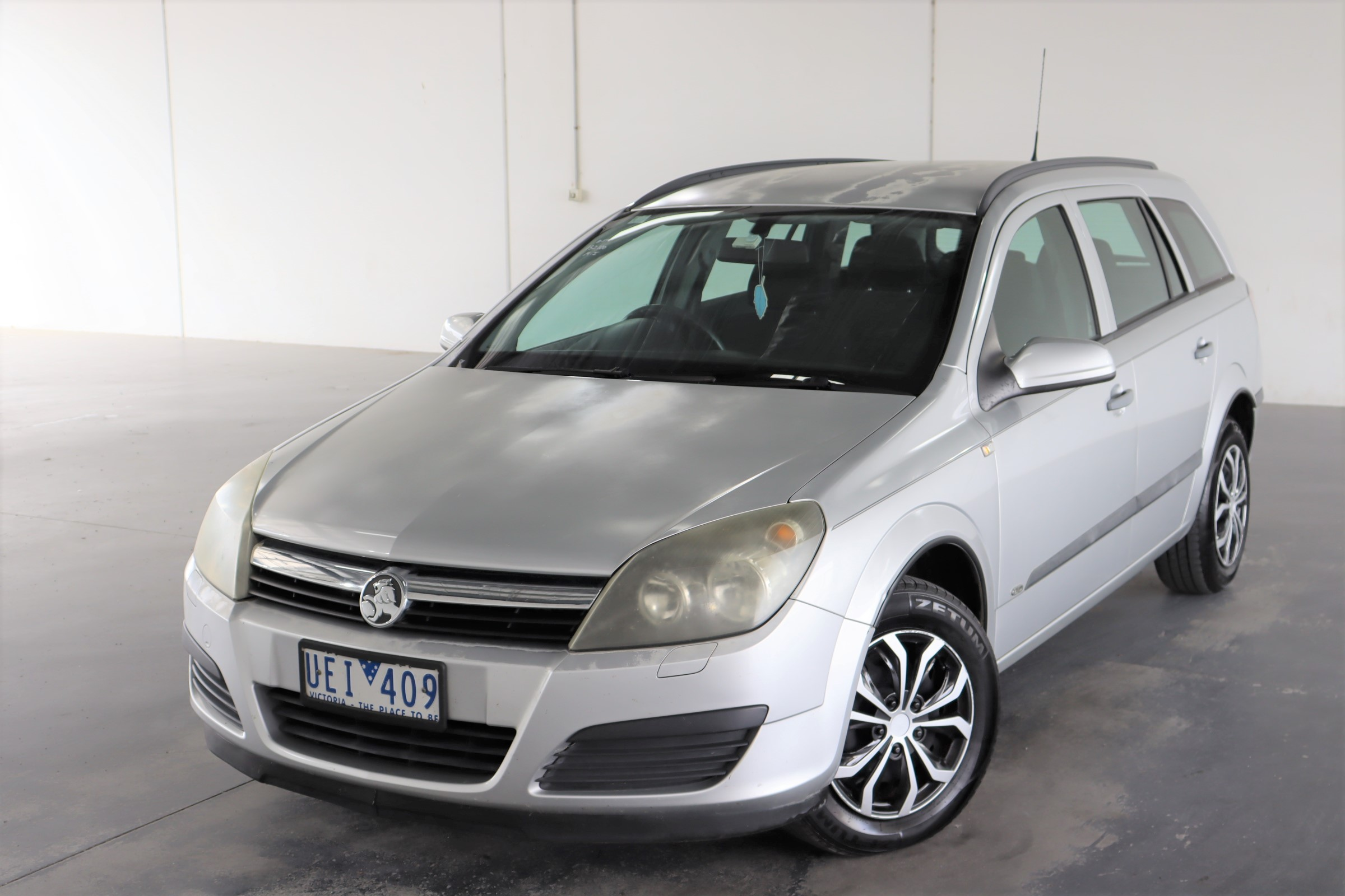 2006 Holden Astra CD AH Automatic Wagon