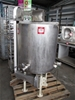 Stainless Steel Jacketed Stirred Tank