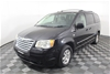2008 Chrysler Grand Voyager Touring RT Automatic 7 Seats People Mover