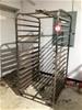 Double Rack Baking Trolley, 15 Tiers