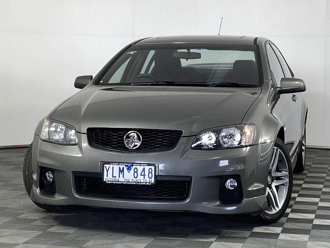 2011 Holden Commodore SV6 VE Automatic Sedan
