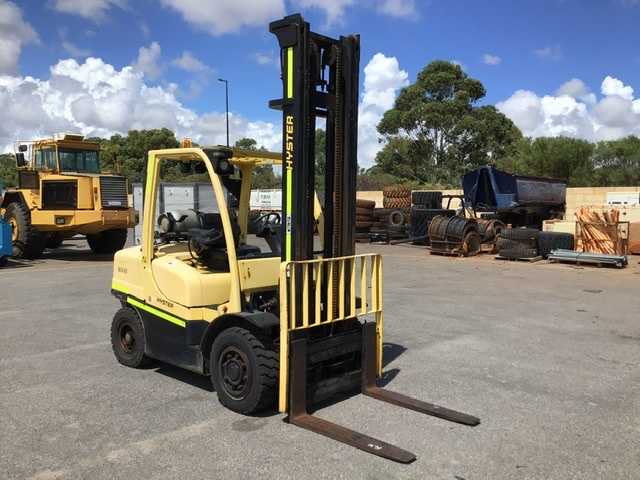 Hyster H4.0FT6 Counterbalance Forklift