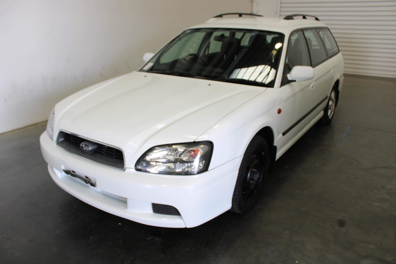 2002 Subaru Liberty GX (AWD) Wagon 184,294km