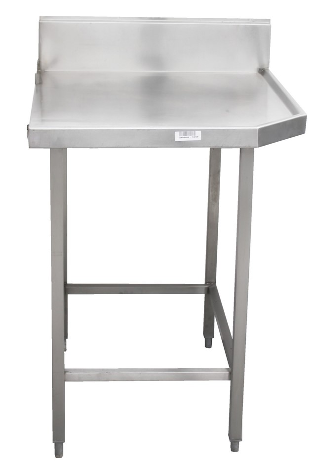 STAINLESS STEEL OUTLET BENCH