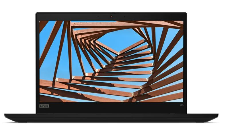 Lenovo ThinkPad X13 13.3-inch Notebook, Black