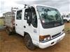 2000 Isuzu NY NP Service Truck