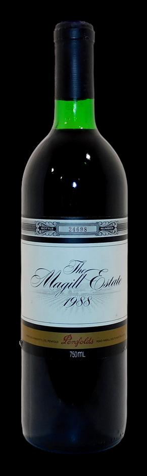 Penfolds Magill Estate Shiraz 1988 (1x 750mL), SA