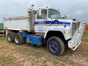 1978 Ford LNT 9000 6 x 4 Tipper Truck