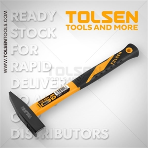 3 x TOLSEN 300g Machinist Hammers, Fibre