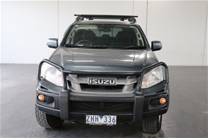 2012 Isuzu D-MAX 4X2 SX Hi-Ride Turbo Di