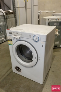 Simpson 39S500M-V1 Front Load Dryer