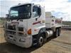 2007 Hino 700 6 x 4 Tipper Truck