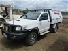 2012 Toyota Hilux 150 Ser Workmate 4WD Manual - 5 Speed