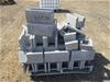 Pallet of Various Besser Blocks