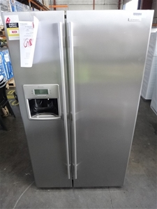 Westinghouse 690l Stainless Steel Side By Side Fridge