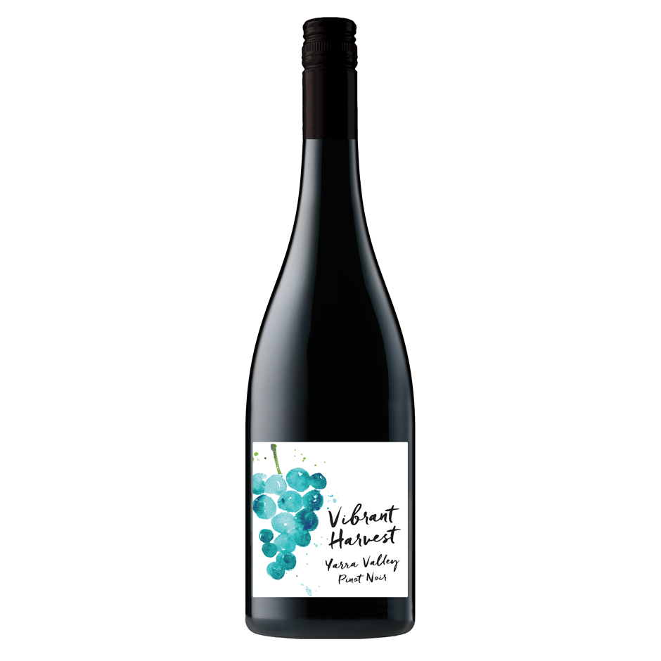 Vibrant Harvest Yarra Valley Pinot Noir 2019 (12x 750mL)