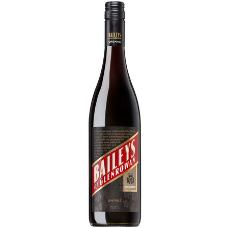 Baileys of Glenrowan Organic Rutherglen Shiraz 2014 (6x 750mL)