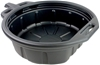 CAPRI TOOLS 17L Portable Oil Drain Pan, Anti-Freeze, Black. Buyers Note - D