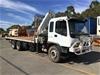 <p>1998 Isuzu  FVZ 6 x 4 Crane Truck</p>